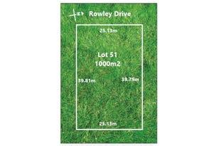 Lot 51, Rowley Drive, Winchelsea, Vic 3241