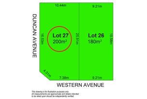 Lot 27 Western Avenue, Park Holme, SA 5043