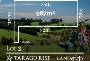 Lot 3/Lot 3 Red Hill Court, Neerim South, Vic 3831