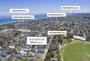 18 Dyson Road, Carrum, Vic 3197