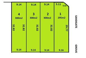 Lots 1 - 4, 58 Mentone Road, Hayborough, SA 5211
