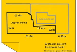 Lot 2, 63 Stanton Crescent, Greenwood, WA 6024