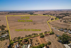 Lot 202 Barossa Valley Way, Sandy Creek, SA 5350
