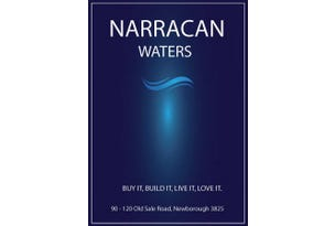 Narracan Waters Estate, Newborough, Vic 3825