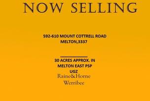 592-610 mount cottrell rd, Rockbank, Vic 3335