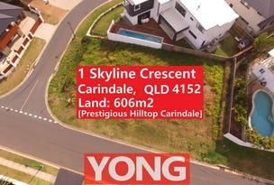1 Skyline Crescent, Carindale, Qld 4152