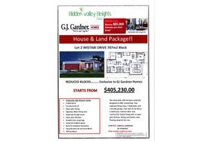 Lot 2 Wistari Drive, Hidden Valley, Qld 4703