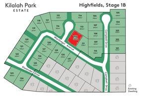 Lot 112, MacGregor Avenue, Highfields, Qld 4352
