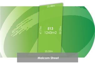 Lot 513 Malcolm Street, Hamley Bridge, SA 5401