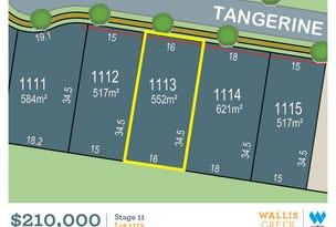 Lot 1113, Tangerine Street, Gillieston Heights, NSW 2321