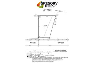 Lot 1627, Mimosa Street, Gregory Hills, NSW 2557