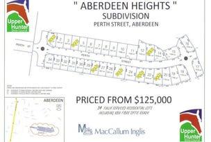 . Perth St, Aberdeen, NSW 2336