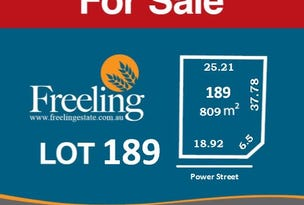 Lot 189 Power Street, Freeling, SA 5372