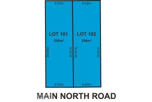 Lot 101 & 102, 1622 Main North Road, Brahma Lodge, SA 5109