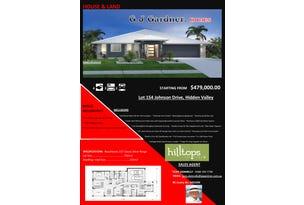 Lot 154 Johnson Drive, Hidden Valley, Qld 4703