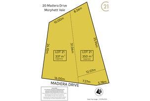 Lot 1 ,20 Madeira Drive, Morphett Vale, SA 5162