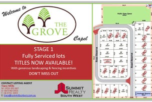 Lot 45 The Grove St, Capel, WA 6271