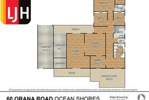 60 Orana Road, Ocean Shores, NSW 2483
