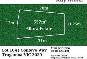 Lot 1641 Conteve Way, Truganina, Vic 3029