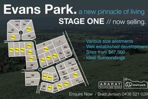 Lot 25, Circa Way, Ararat, Vic 3377