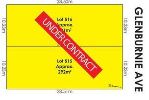 Lots/515 & 516 Glenburnie Avenue, Northfield, SA 5085