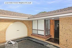 5/52 Cedar Avenue, Brighton, SA 5048