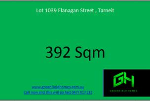 Lot, 1039 Flanagan Street, Tarneit, Vic 3029