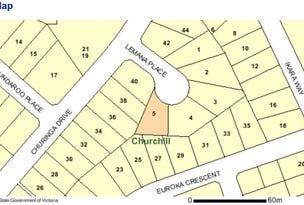 5 Lamana Place, Churchill, Vic 3842