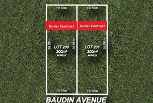 Lot 200 Baudin Avenue, Fairview Park, SA 5126