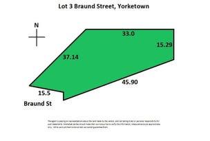 Lot 3 Braund Street, Yorketown, SA 5576