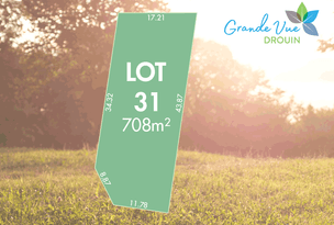 Lot 31, 106 McNeilly Road, Drouin, Vic 3818