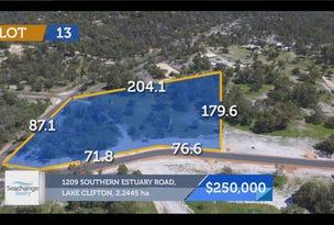 1209 - Lot 13 Southern Estuary Road, Lake Clifton, WA 6215