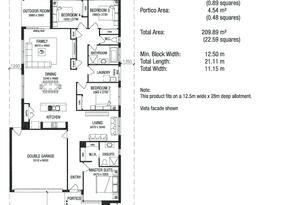 lot/1829 peddar way (aston Estate), Craigieburn, Vic 3064