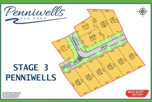 LOT 303 PENNIWELLS ESTATE, San Remo, Vic 3925