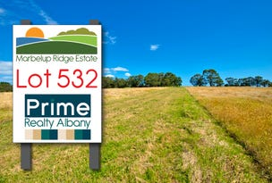 Lot 532, Berrima Road, Marbelup, WA 6330