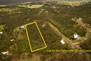 LOT 10 Dan Meurant Drive, Curra, Qld 4570
