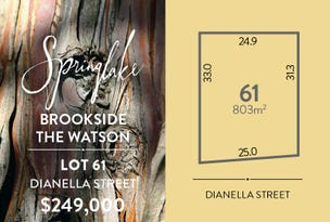 Lot 61 Dianella Street, Mount Barker, SA 5251