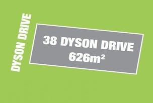 Lot 38 Dyson Drive, Alfredton, Vic 3350