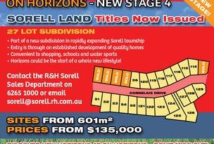 Lot 55 'On Horizons', Cornelius Drive, Sorell, Tas 7172