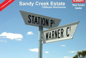 - Warner Court, Sandy Creek, SA 5350