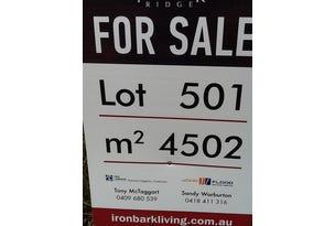 Lot 501  Stockyard Parade, Muswellbrook, NSW 2333