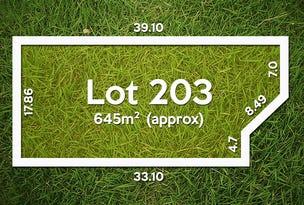 Lot 203, 103 Target Hill Road, Salisbury Heights, SA 5109