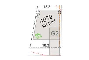 Lot 4039 Infantry Street, Jordan Springs East, Jordan Springs, NSW 2747