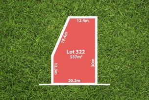 Lot 322, Soumada Road, Munno Para West, SA 5115