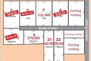 Lot 3, 4, 6, 7, 21, 22, Bond Street, Lockhart, NSW 2656