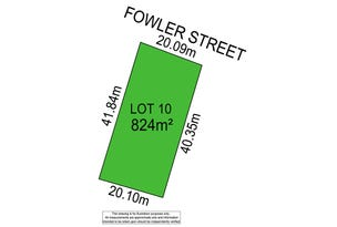 Lot 10/12 Fowler Street, Coobowie, SA 5583