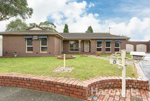 5 Cressonierre Ct, Hallam, Vic 3803