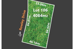 Lot 106, Rowley Drive, Winchelsea, Vic 3241