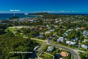 Lot 2, 89 Wordsworth Street, Byron Bay, NSW 2481