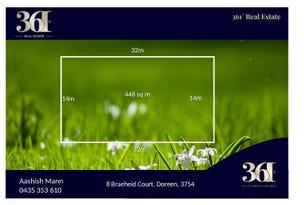 8 Braeheid Court, Doreen, Vic 3754